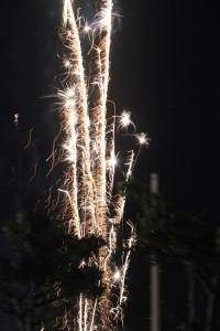 祭り花火①
