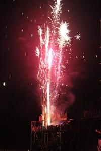 祭り花火③