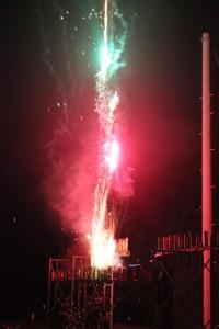 祭り花火④