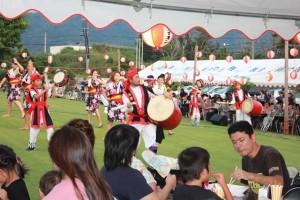 祭り谷茶区④